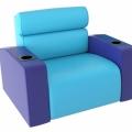 Детское кресло для кинотеатров Dory