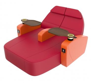 Кресло для VIP залов кинотеатров LUX