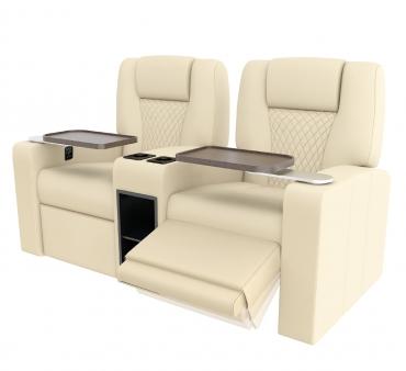 Кресло для VIP залов кинотеатров Premium Como