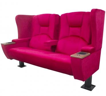 Кресло для VIP залов кинотеатров Milano Love Seat