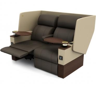 Кресло для VIP залов кинотеатров Privato